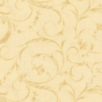 MAYWOOD STUDIO - Beautiful Backing - BACKING - Vines Cream