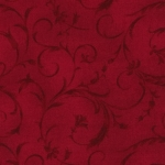 MAYWOOD STUDIO - Beautiful Backing - BACKING - Vine Red