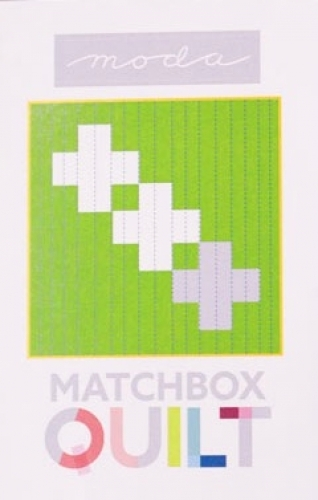 Matchbox Unboxed Quilt Kit - Gray