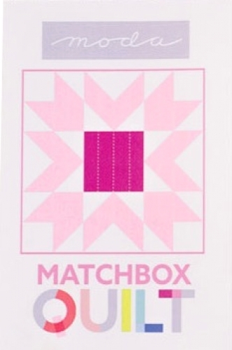 Matchbox Unboxed Quilt Kit - Violet