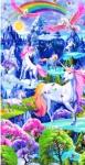 TIMELESS TREASURES - Majestic Unicorn - PANEL - PL211