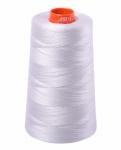 Aurifil -  Dove Mako Cotton Embroidery Thread 50wt 6452yds