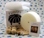 8 Inch Marvelous Mini Tuffet Kit