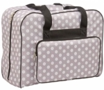 Gray Dotty Serger Tote by Sew Easy