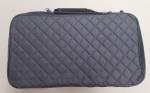 Gray Fat Quarter Bag by Hemline