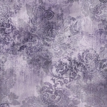 HOFFMAN - Vintage Farmhouse by McKenna Ryan Designs - Paisley - Amethyst