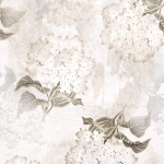 HOFFMAN - Vintage Farmhouse by McKenna Ryan Designs - Hydrangea - Alabaster
