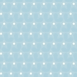 MIDWEST TEXTILES - River Bend - Stars of Valor - Light Blue