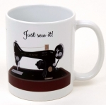 MUG - Sewing Mug - Just Sew It