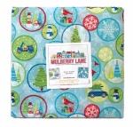 Benartex - Mulberry Lane 10x10 pack