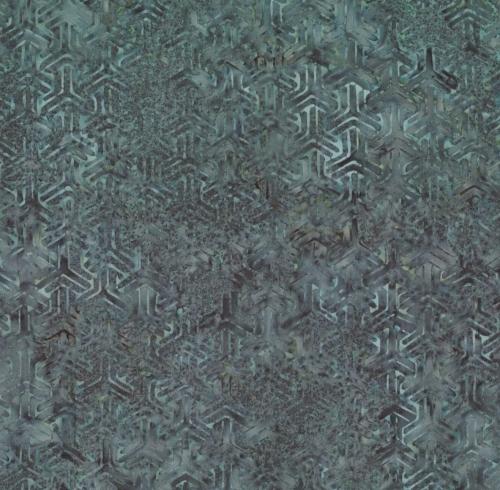 HOFFMAN - Batik - Paynes Grey K65491-