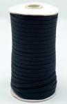 Elastic - Black 1/4 inch - 100 yard spool