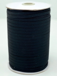 Elastic - Black 1/4 - 200 yard spool