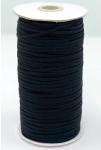 Elastic - Black 1/8 - 200 yard spool