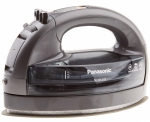 360 Freestyle Cordless Charcoal Ceramic Sole Plate by Panasonic