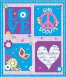 RILEY BLAKE - Girl Scout - PANEL FB5147