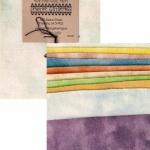 Primitive Gatherings - 5 Inch Pastel Wool Charm Pack