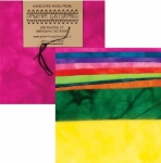 Primitive Gatherings - 5 Inch Brights #1 Wool Charm Pack