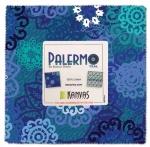 Benartex - Palermo Teal 10x10 Pack