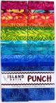 Island Batiks - Punch 2.5 Inch Strip Pack
