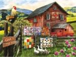 Puzzle - A Little Bit of Heaven by SunsOut, Inc. 1000 pcs