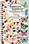 Password Organizer - Butterfly by It Takes Two