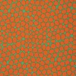 FREE SPIRIT - Kaffe Fassett Collective Classics - Jumble - Tangerine