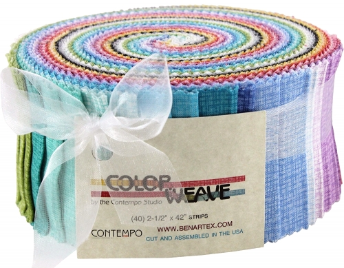 Benartex - Color Weave Pinwheel
