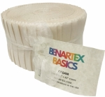 Benartex - Solid Cream Pinwheel