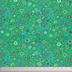 FREE SPIRIT - Kaffe Fassett Collective Classics - Roman Glass - Emerald