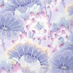 FREE SPIRIT - Kaffe Fassett - Classics - Lake Blossoms - Sky
