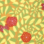 FREE SPIRIT - Kaffe Fassett Collective Stash - Vine - Gold