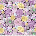 FREE SPIRIT - Kaffe Fassett Collective - Spring 2019 - Enchanted - Grey