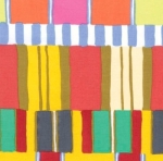 FREE SPIRIT - Kaffe Fassett - Artisan - Yellow Layered Stripe
