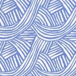 FREE SPIRIT - Kaffe Fassett - Artisan - Blue Raked