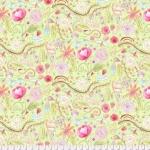 FREE SPIRIT - The Dress - Garden - Green - Laura Heine #212