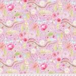 FREE SPIRIT - The Dress - Garden - Purple - Laura Heine #207