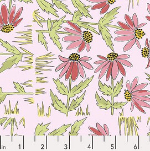 FREE SPIRIT - Color Fusion - Laura Heine - Daisy - Pink