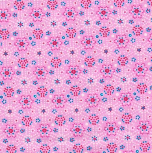 FREE SPIRIT - Confettis - Pink Crystals - #1893-