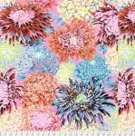FREE SPIRIT - Kaffe Fassett Collective - Spring 2019 - Japanese Chrysanthemum - Contrast