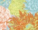 FREE SPIRIT - Kaffe Fassett - Philip Jacobs - Japanese Chrysanthemum - Spring