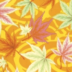FREE SPIRIT - Kaffe Fassett Collective Stash - Maple Stream - Ochre