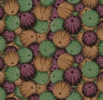 FREE SPIRIT - Kaffe Fassett Collective - Spring 2019 - Sea Urchins
