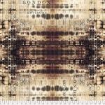 FREE SPIRIT - Abandoned by Tim Holtz - London Gridlock -Neutral
