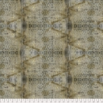 FREE SPIRIT - Abandoned by Tim Holtz - Stained Damask - Neutral