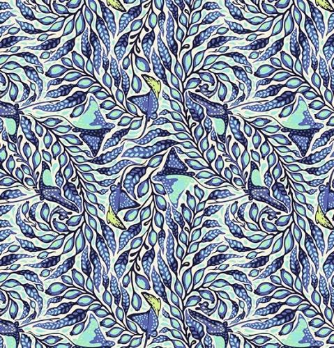 FREE SPIRIT - Zuma - Sting Ray - Aquamarine