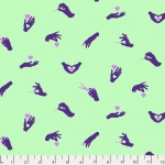 Pre Order - FREE SPIRIT - HomeMade by Tula Pink - Busy Hands In Night