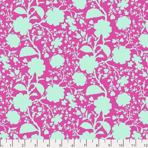 FREE SPIRIT - Tulas True Colors - Tula Pink - Wildflower - Azaleea