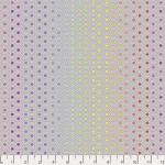 FREE SPIRIT - Tulas True Colors - Tula Pink - Hexy Rainbow - Dove