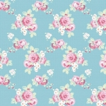 FREE SPIRIT - Darling Meadow - Little Roses - #1926-